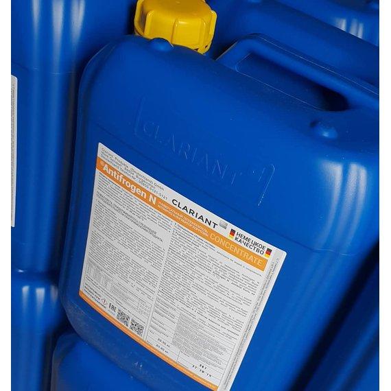 10 канистр Antifrogen N по 20 литров